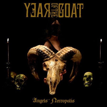 Year Of The Goat 'Angels Necropolis' Artwork
