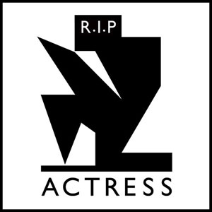Actress 'R.I.P' Artwork