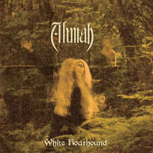 Alunah 'White Hoarhound' Artwork