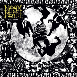 Napalm Death 'Utilitarian' Artwork