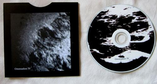 Ommadon 'IV' CD