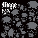 Mage 'Black Sands' CD/DD 2012