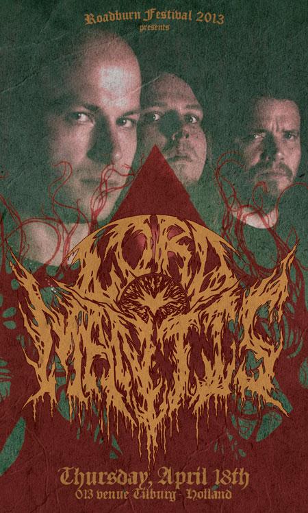 Roadburn 2013 - Lord Mantis