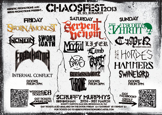ChaosFest 2013