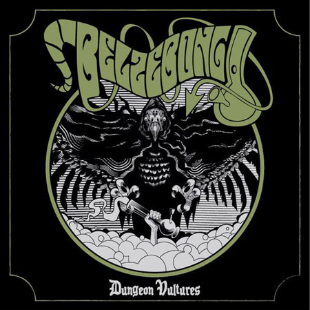 Belzebong 'Dungeon Vultures' Artwork