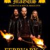Grand Magus / Primitvi / Black Magican - NQ Live, Manchester 26/02/2013