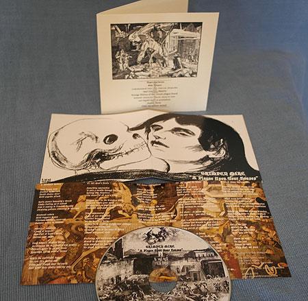 Grimpen Mire 'A Plague Upon Your Houses' CD