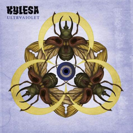 Kylesa 'Ultraviolet' Artwork