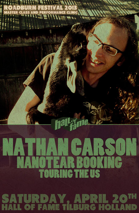 Roadburn 2013 - Nathan Carson