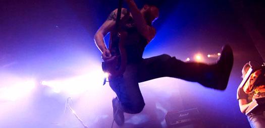 My Sleeping Karma - A Tour Video