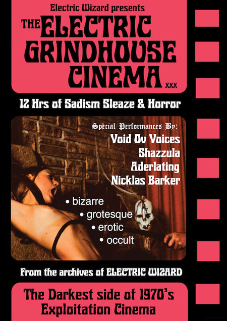Roadburn 2013 - Electric Grindhouse Cinema
