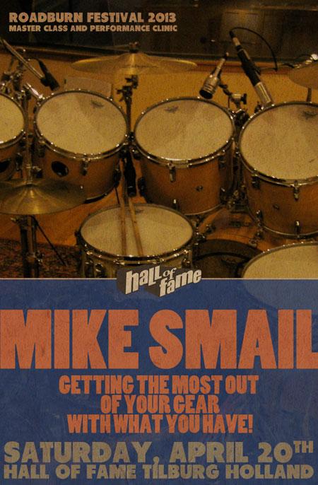 Roadburn 2013 - Mike Smail