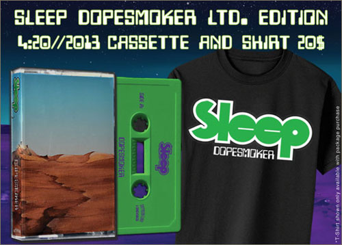 SLEEP: Southern Lord Recordings Issues Vinyl Repress And