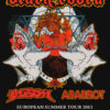 Black Cobra - Euro Tour 2013