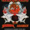Black Cobra - Euro Tour 2013