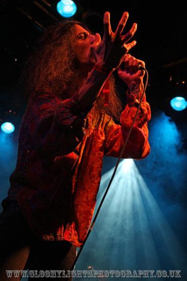 Desertfest 2013 - Turbowolf - Photo by Gemma Shaw