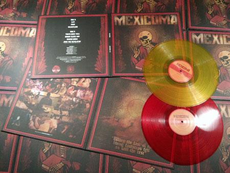 Mexicoma - S/T - LP