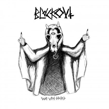 Blackout 'We Are Here' Artwork