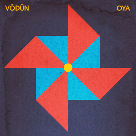 Vodun 'Oya' Artwork