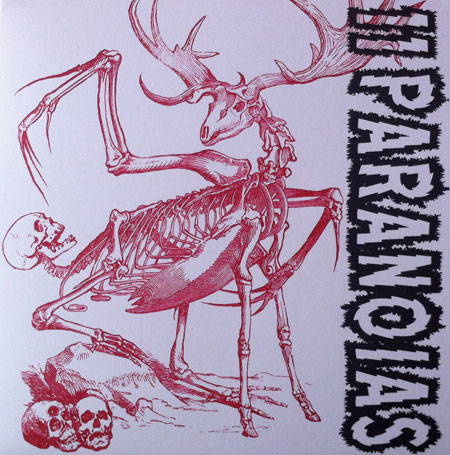 11Paranois 'Superunnatural' 2nd Press Artwork