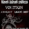 Blood Island Raiders / Volition / Zangief / Limbic Riot - Manchester 29/11/07