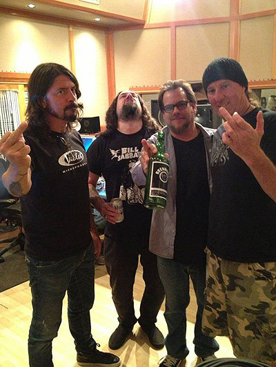 BL'AST! with Dave Grohl & Greg Anderson