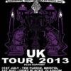 EyeHateGod UK Tour 2013