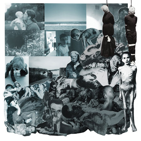 Full Of Hell 'Rudiments Of Mutilation' Artwork