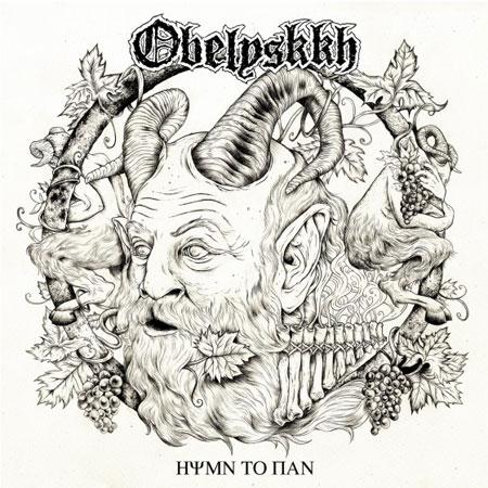 Obelyskkh 'Hymn To Pan' Artwork