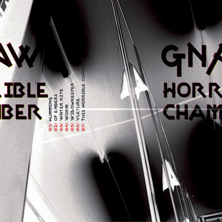 Gnaw 'Horrible Chamber' Artwork