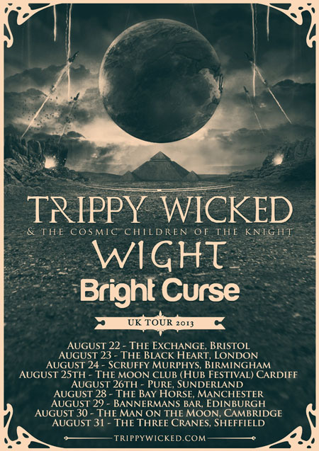 Trippy Wicked - UK Tour 2013