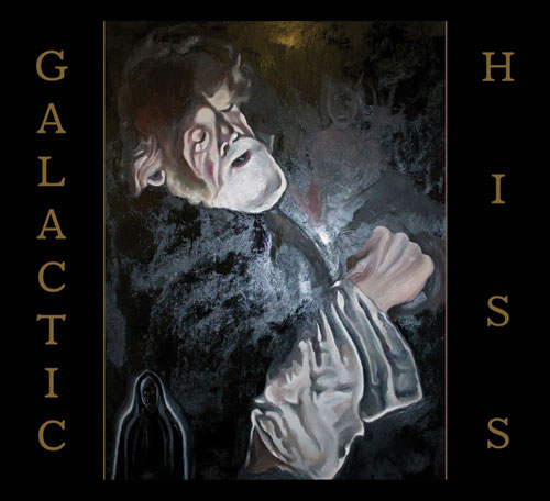 Ghold 'Galactic Hiss' Artwork