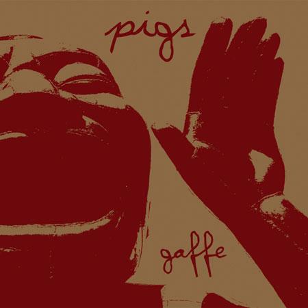 Pigs 'Gaffe' Artwork