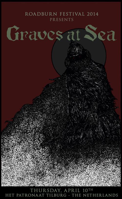 Roadburn 2014 - Graves At Sea