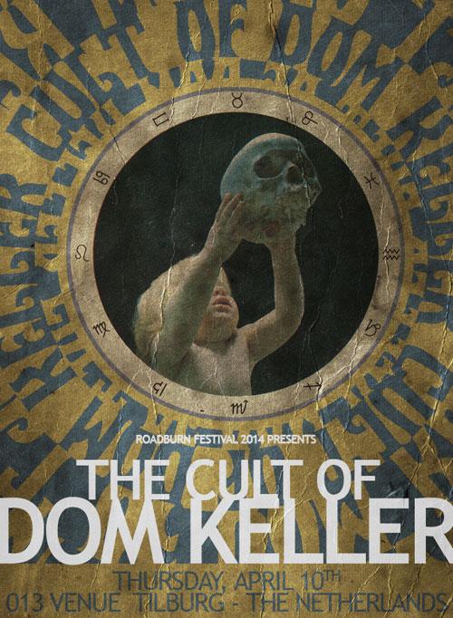 Roadburn 2014 - The Cult Of Dom Keller