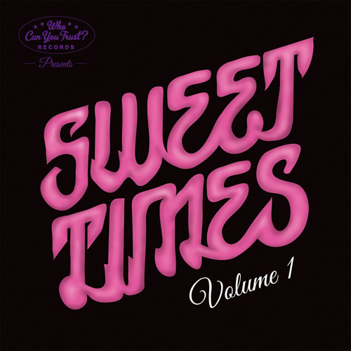 Sweet Times 'Volume 1' Artwork