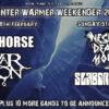 Winter Warmer Weekender 2014 - 1st Annoucnement