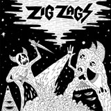 "Zig Zags 'Scavenger/Monster Wizard' 7"""