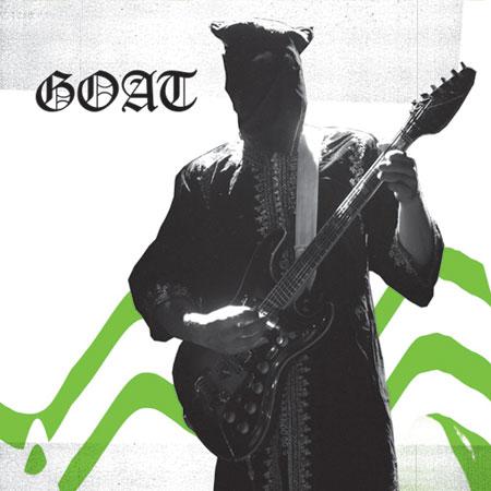Goat 'Live Ballroom Ritual' Artwork