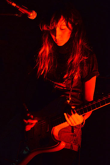 Liverpool Psychfest 2013 - Lorelle Meets The Obsolete - Photo By Seb Johnson
