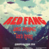 Red Fang - Euro Tour 2014