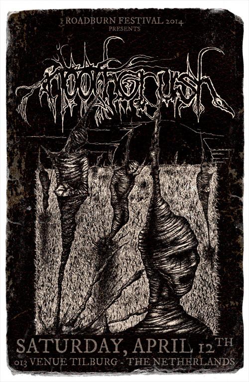 Roadburn 2014 - Noothgrush