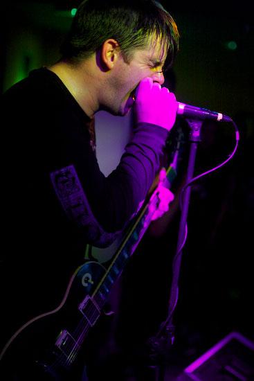 Nails @ Classic Grand, Glasgow 13/11/2013 - Photo by Alex Woodward