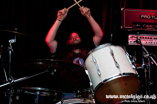 Coltsblood @ The Black Heart, London 24/11/2013 - Photo by Antony Roberts