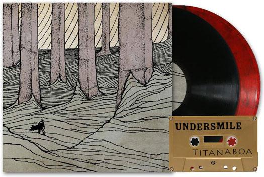 Bismuth / Undersmile - Split - Vinyl & Cassette