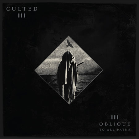 Culted 'Oblique To All Paths' Artwork