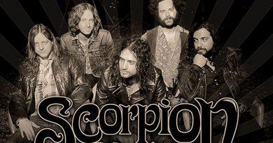 Scorpion Child UK Tour 2013