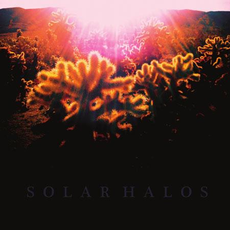 Solar Halos - S/T - Artwork
