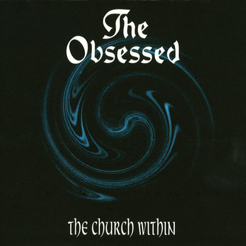 The Obsessed 'The Church Within' Artwork