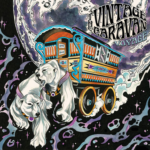 The Vintage Caravan 'Voyage' Artwork